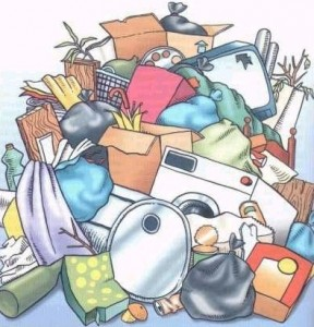 Montagna-di-rifiuti
