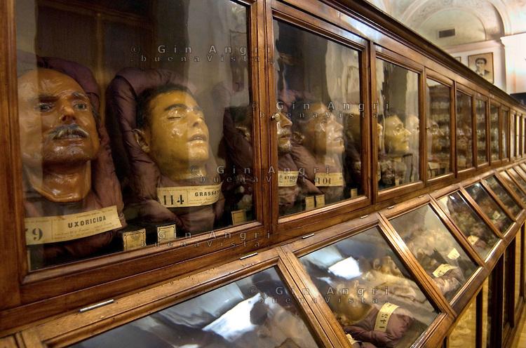 museo Lombroso Torino