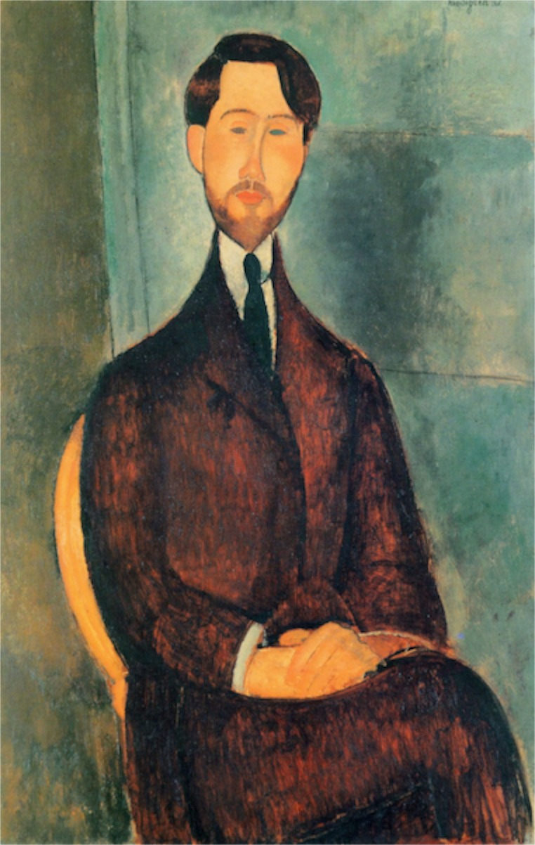 modigliani-portrait-of-leopold-zborowski-2